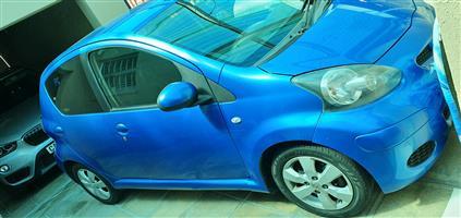 2011 Toyota Aygo 5 door 1.0 Wild