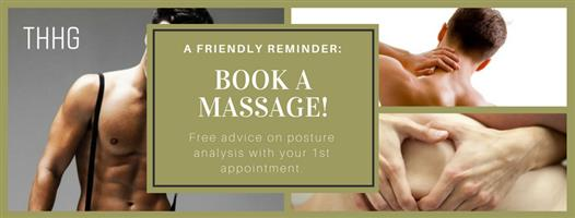 Professional Male Treatments, Fitness Advice & Massages