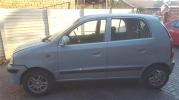 2008 Hyundai Atos Prime 1.1 GLS