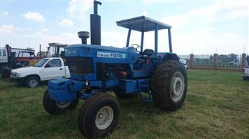 Ford TW20 Tractor