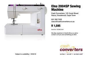 Elna 2004SP Sewing Machine