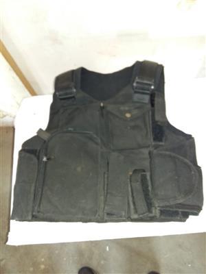 Bullet Proof Vest Level 3 cavalier