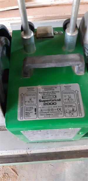 Tormex grinder