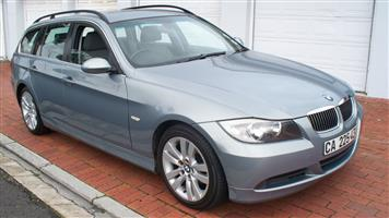 2006 BMW 3 Series 325i Touring