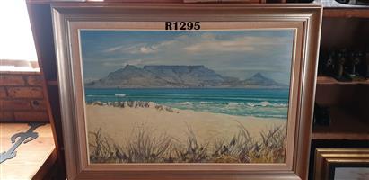 Mark Enslin Oil Painting (1115x815)