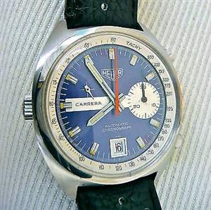 Wanted vintage HEUER watches