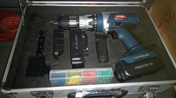 Complete drill set for sale