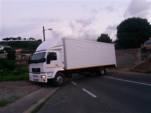 2006 MAN Diesel Truck For Sale!!!