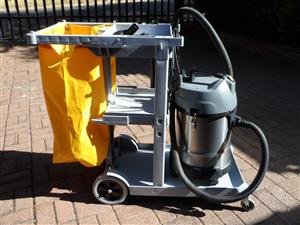 Karcher NT30 Heavy Duty Wet/Dry Vacuum