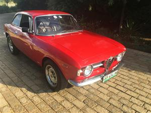 ALFA GULIA GT SPRINT FOR SALE. DONT MISS OUT