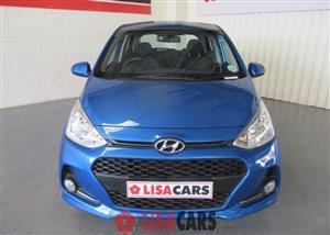 2017 Hyundai i10 1.25 GLS