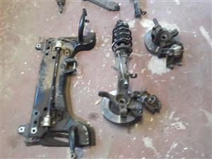 Job lot of suspension spares Ford figo 2011