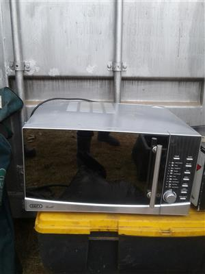 32l microwave grill combi oven