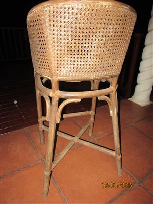 7 cane bar stool require new seats R100 EACH lots of other items URGENT SALE Tweni PORT SHEPSTONE