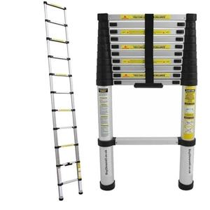 5.6m Straight Telescopic Ladder