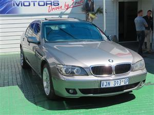 2006 BMW 7 Series 730d