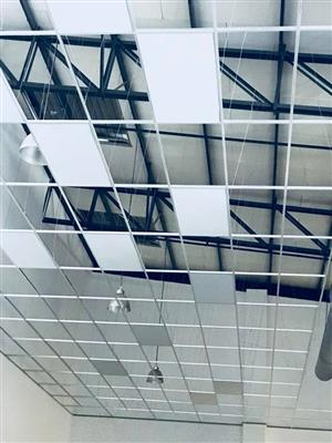 Ceiling and Partitions