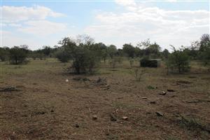 Vacant land Kameeldrift East