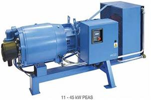 Service and repair  to all types of air compressors