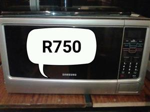 30L Samsung microwave