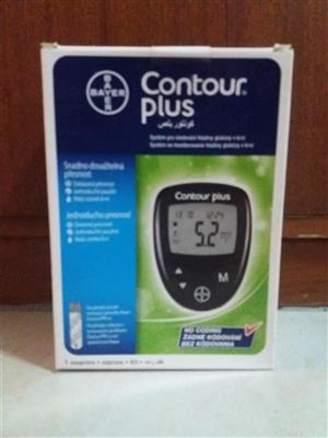 Contour Plus Blood Glucose Monitoring System