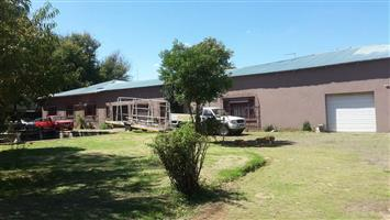 Plot, Mod 4 bed Home  and  1000 sq ,offices, warehouse for sale  Benoni    1000 sq m warehouse to let  or +- 500 sq   /  To Let  Warehouse