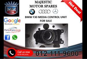 Bmw F30 media control unit for sale