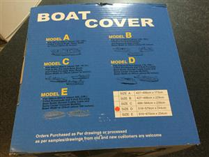 Boat cover 17 to 19 foot