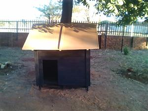 Very Large Dog Kennel For Sale