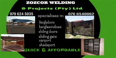 ZOZCOR WELDING AND PROJECTS