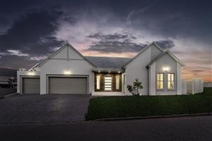 New 4 Bedroom Modern House