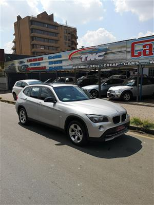 2010 BMW X1 sDrive18i