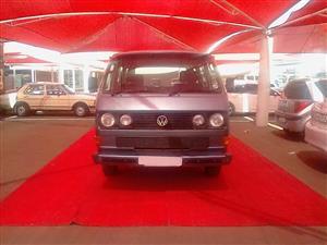 1988 VW Microbus