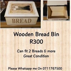 Bread Bin for sale