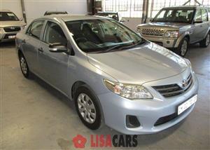 2011 Toyota Corona