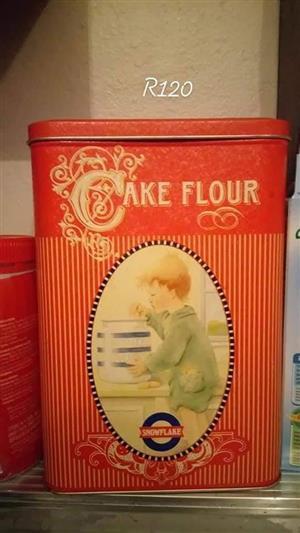 Cake flour bin for sale