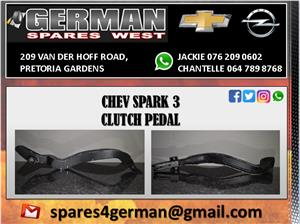 CHEV SPARK 3 NEW CLUTCH PEDAL FOR SALE