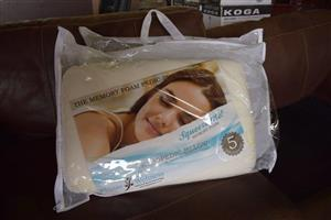 Memory foam pedic pro pillow for sale