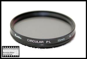 55mm - Kenko Circular Polarized Filter
