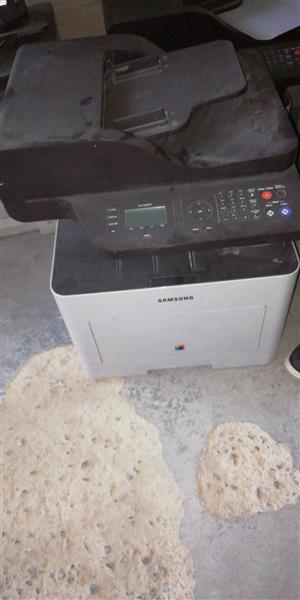 Samsung CLX-6260fr black and white multifunctional copiers for sale