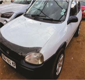 2002 Opel Corsa Lite 1.4i