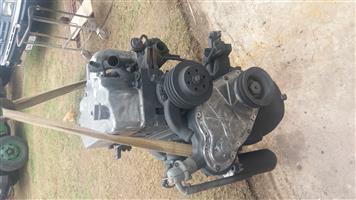 Tata 407 diesel engine