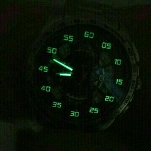 Pagani Design Chronograph watch.
