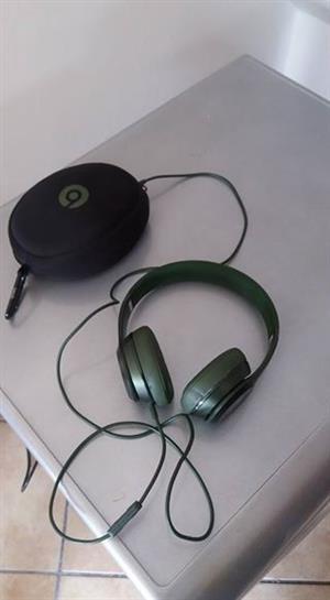 Solo Beats headphones