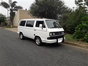 2003 VW Microbus