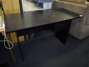 Wooden Desk with One Drawer