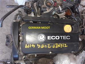 Opel astra H z16xep engine and many more used replacement parts for sale