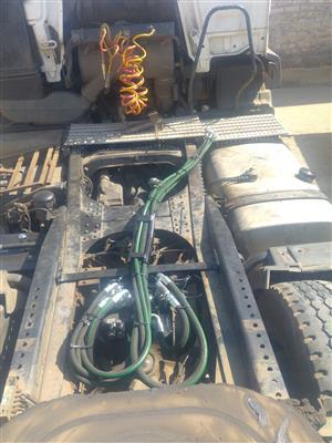 hydraulic system fitment