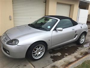 2001 MG TF 160 1.8i