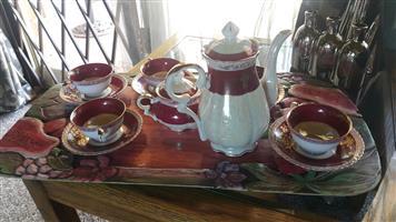Fine Bone Cbina tea set.